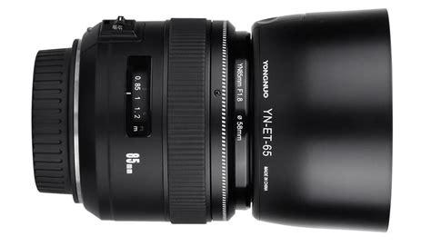 Yongnuo 85mm slashcam news yongnuo favorable 85mm f1 8 autofocus optics on the march