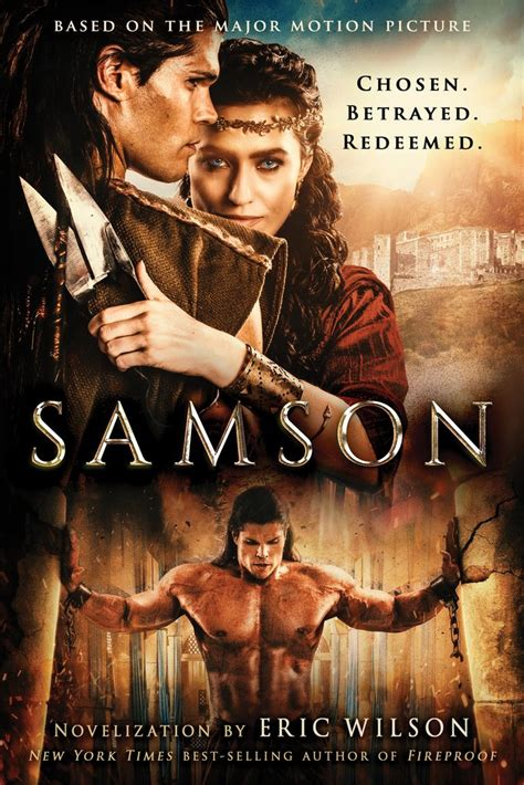 samson chosen betrayed redeemed givington s