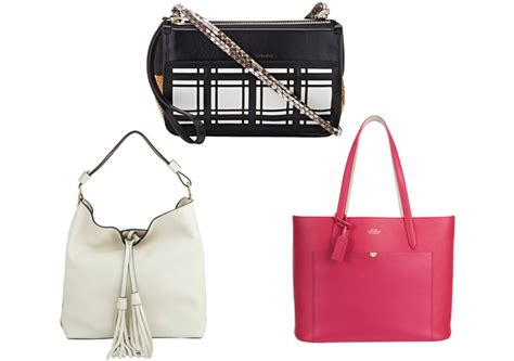 Trovata Canvas And Patent Tote The Bag Snob 4 by Barneys Sale Just In Time For Summer