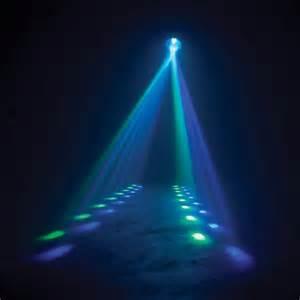 lighting effects american dj revo 4 led disco lighting effect