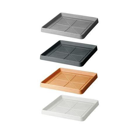 vasi quadrati sottovaso quadrato per vasi teraplast