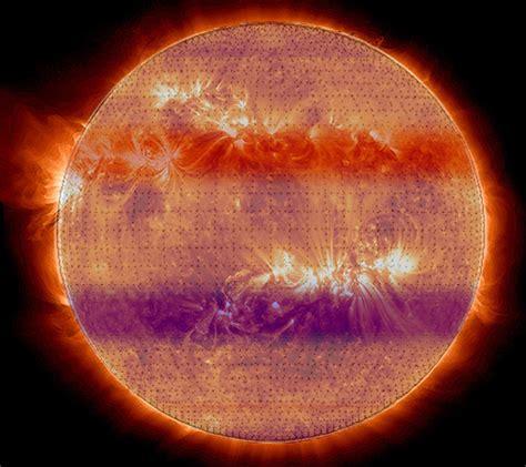 seasonal year long cycles seen on the sun nasa