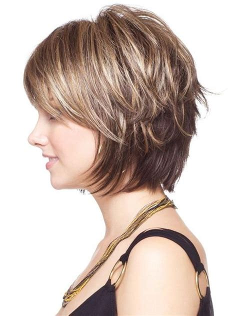 25 best ideas about short layered hairstyles on pinterest 20 best collection of layered short hairstyles with bangs