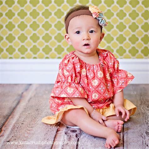 peasant dress pattern infant girls dress pattern pdf sewing pattern peasant dress