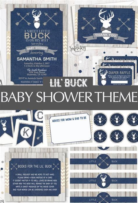 Baby Shower Deer Theme by Best 25 Deer Baby Showers Ideas On Woodland