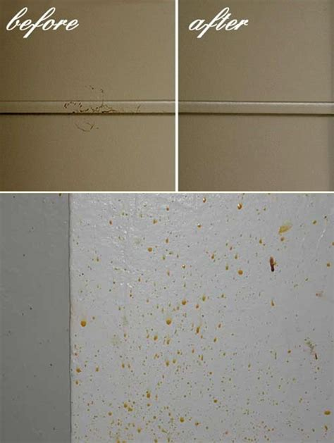 how to remove water stains from painted walls how to remove grease stains from painted walls