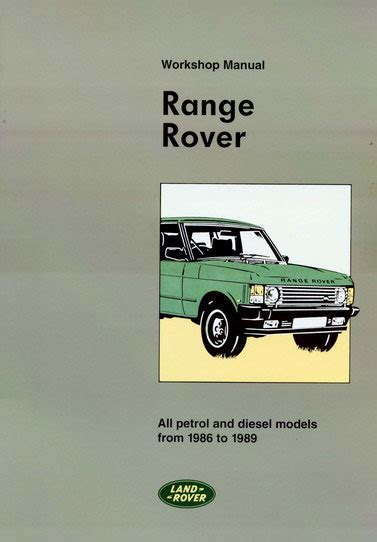chilton car manuals free download 1992 land rover range rover electronic valve timing service manual repair manual for a 1992 land rover range rover download land rover range