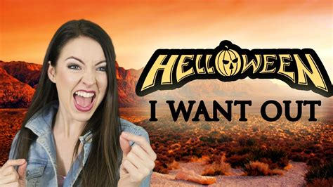 Couric I Want Out by Helloween I Want Out Cover By Minniva Feat Mr Jumbo