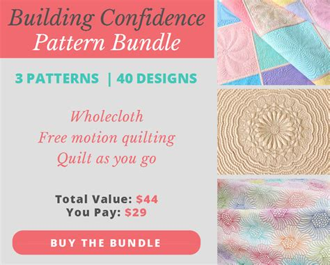 free motion quilting tutorial pinterest free motion quilting pattern bundle geta s quilting studio