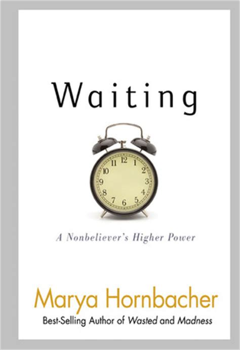 higher is waiting books waiting a nonbeliever s higher power by marya hornbacher