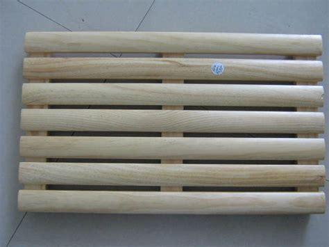 Wooden Duckboard Bath Mat by Wooden Duckboard 2200001 China Bath Mat Wooden Duckboard