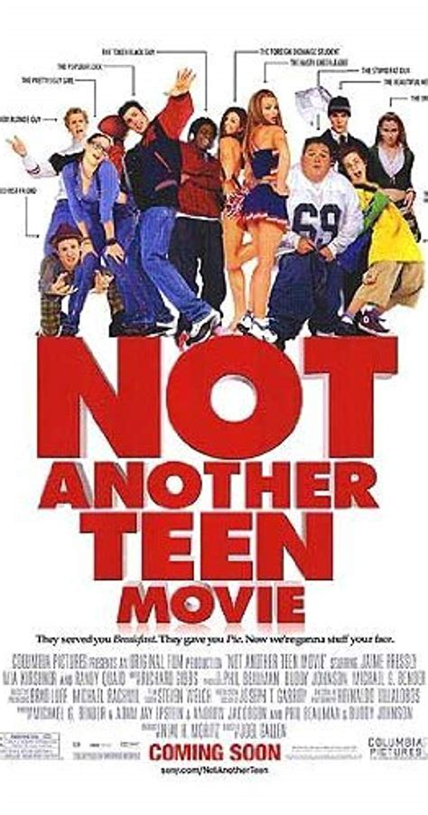 hot and funny movies imdb not another teen movie 2001 imdb