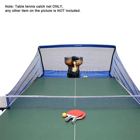 table tennis training net table tennis catch net ping pong ball training catch net