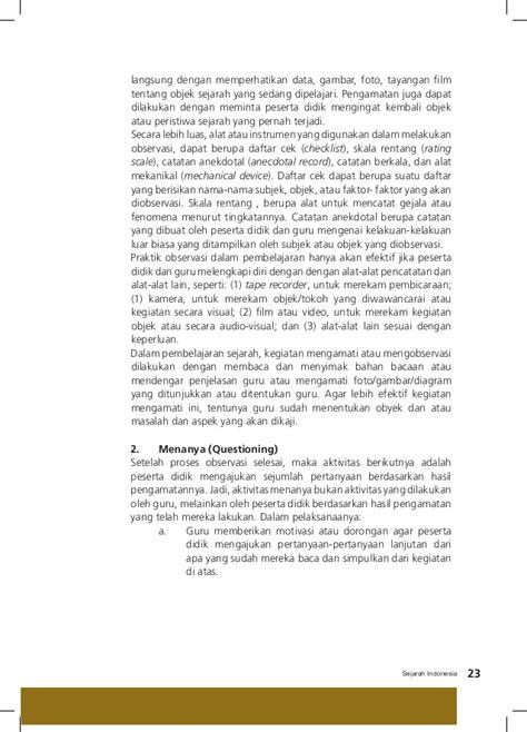 Buku Sejarah Indonesia Smk Jl1 Kurikulum 2013 Revisi buku pegangan guru sejarah indonesia sma smk kelas 10 kurikulum 2013