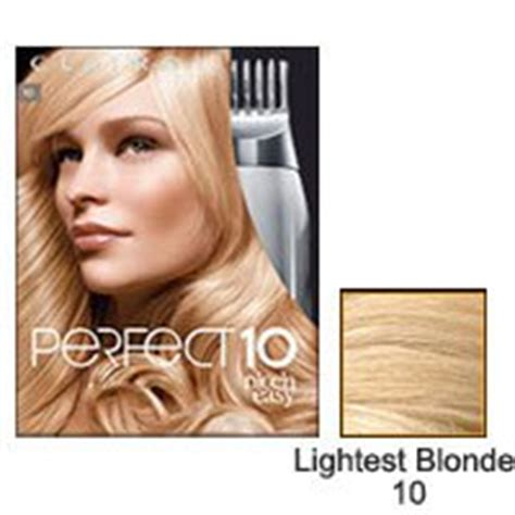 perfect 10 hair color chart clairol hair color chart clairol nice n easy perfect ten