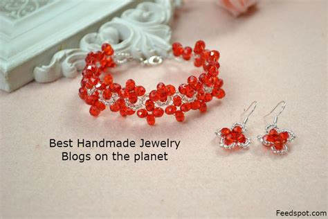 Handmade Jewellery Blogs - top 50 handmade jewelry websites blogs handcrafted