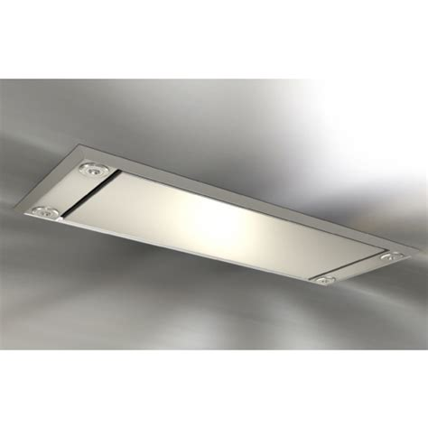 westin stratus compact ceiling mounted extractor hood in