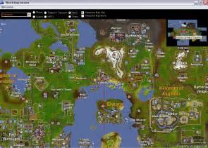 Rs World Map by Gielinor Gielinor Gielinor Gielinor Gielinor Gielinor