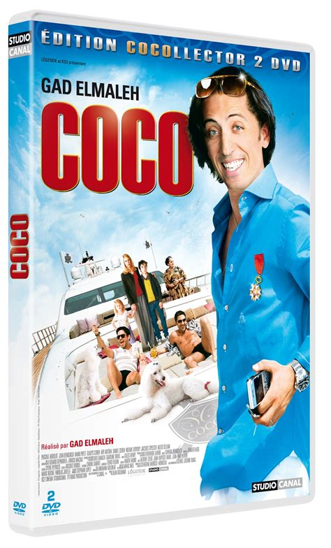 film coco gad elmaleh streaming coco de gad elmaleh en dvd et blu ray