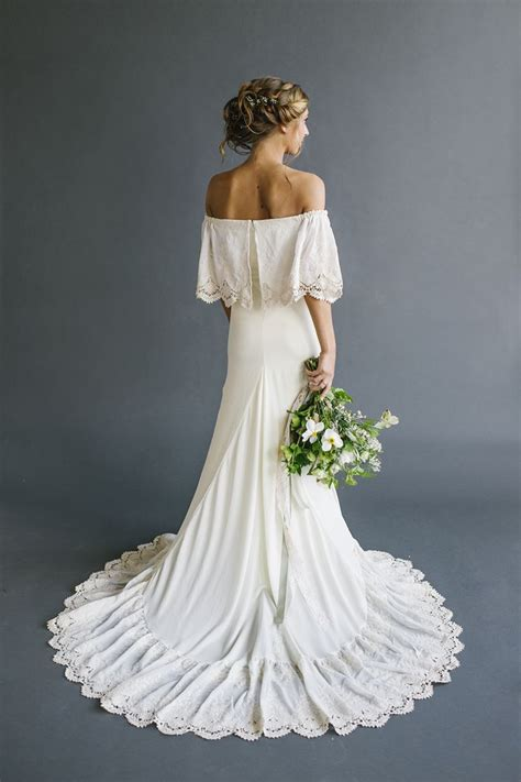 25 best ideas about boho wedding dress on bohemian wedding dresses vintage boho