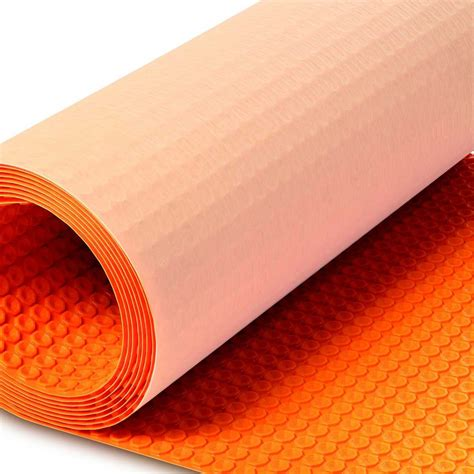 Ditra Heat Mat by Schluter Ditra Heat Uncoupling Waterproofing Membrane Roll