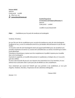 Lettre De Motivation Vendeuse En Boulangerie Saisonnier Cv Exemple Stage Tudiant Studio Design Gallery Best Design