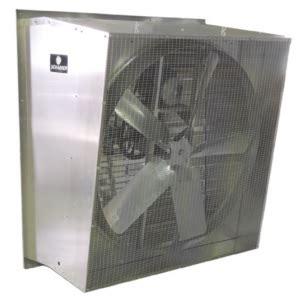 belt drive wall exhaust fan schaefer 365s34 galvanized belt drive slantwall exhaust