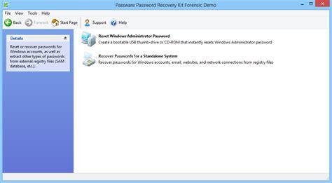 windows password reset kit 1 5 download passware password recovery kit forensic 2017 5 1
