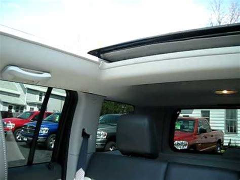 jeep liberty roof 2008 jeep liberty sky slider roof demo youtube