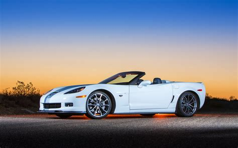 2013 chevrolet corvette 427 60th anniversary convertible