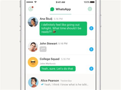 whatsapp layout whatsapp chats layout and animation concept by darko