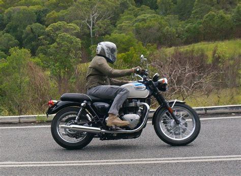 Motorrad Triumph Bonneville T100 by 2017 Triumph Bonneville T100 Review Motorbike Writer