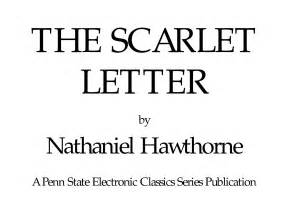 Scarlet Letter Charity Quotes Scarlet Letter Nathaniel Hawthorne Quotes Quotesgram