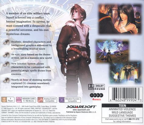 emuparadise final fantasy viii final fantasy viii ntsc u disc3of4 iso