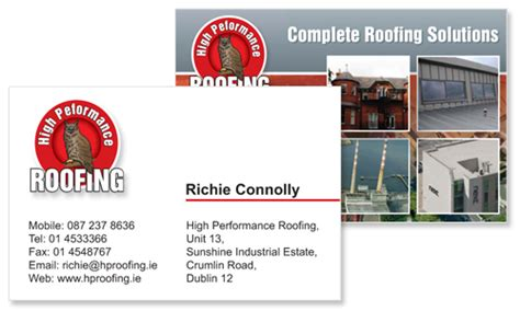 roofing business cards uk best roof 2017