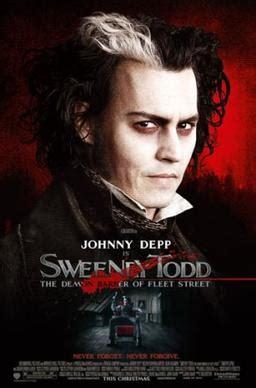 Tim Burtons Sweeney Todd by Sweeney Todd The Barber Of Fleet 2007
