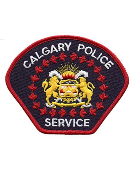 calgary police :: b & s emblem