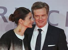 Livia Firth snuggles up to husband Colin at Berlin ... Colin Firth Pride