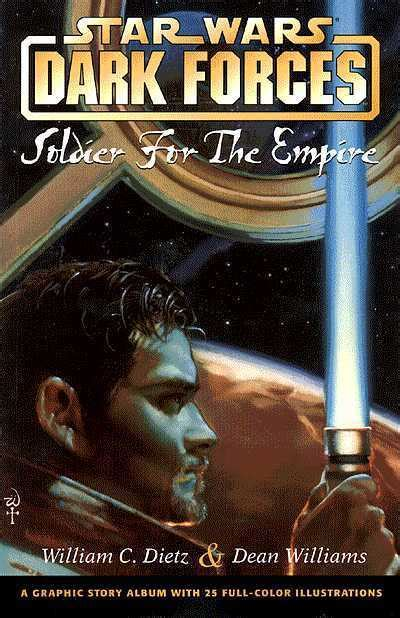 star wars dark forces     getcomics