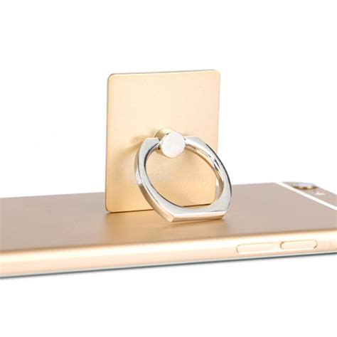 I Ring Holder Sony stylish metal ring shape phone holder stand creative