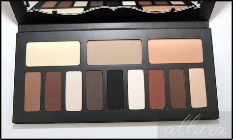 Kat Von D Shade Light Eye Contour Palette Review Photos