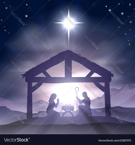 christmas mangers for sale manger nativity royalty free vector image