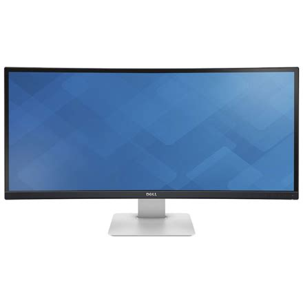 Monitor Led Dell U3415w 34 Wqhd 3440x1440p 60hz 5ms Curved buy dell u3415w 34 quot curved led monitor 3440x1440 hdmi dp
