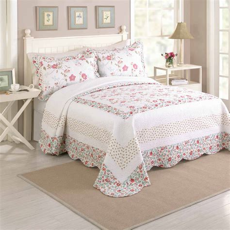 walmart quilts and coverlets lamont home all over brocade bedspread walmart com