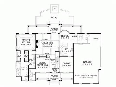 Floor Plans For Large Families 23 Fresh Large Family Home Plans Home Building Plans 62062