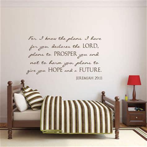 Shop Christian Scripture Art On Wanelo Scripture Wall Decals For Nursery