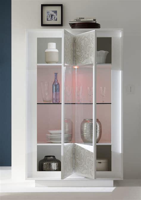 credenze moderne con vetrina vetrina moderna dolce mobile soggiorno sala con led credenza