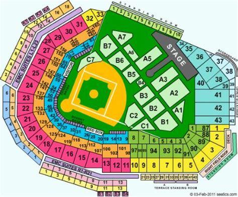 fenway park concert seating jason aldean fenway park tickets and fenway park seating chart buy