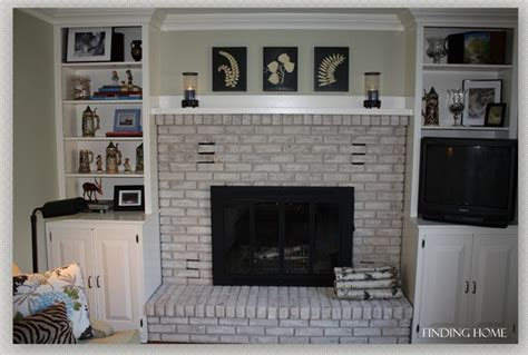 the impact of painting a fireplace finding home farms