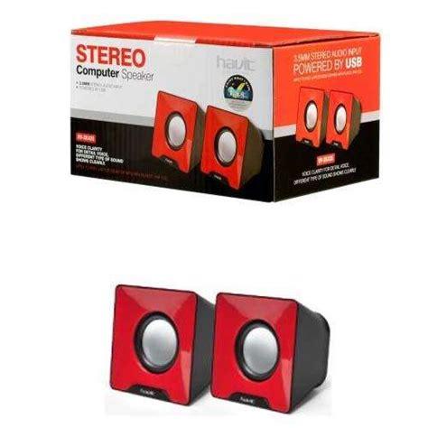 Havit 2 0 Speaker Hv Sk428 havit usb speaker hv sk435